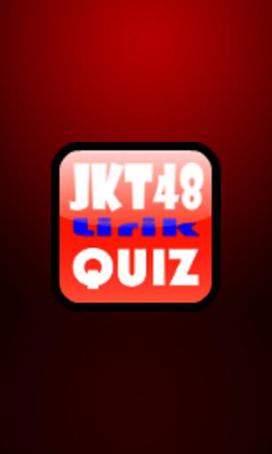 JKT48 Lirik Quiz