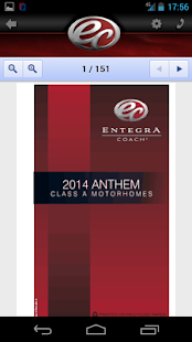 Entegra Coach- screenshot thumbnail
