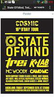 Screenshot of Cosmic Ticketing