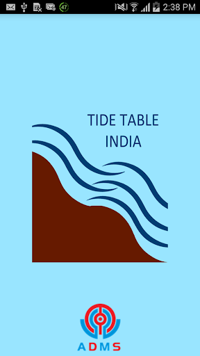 Tide Table India
