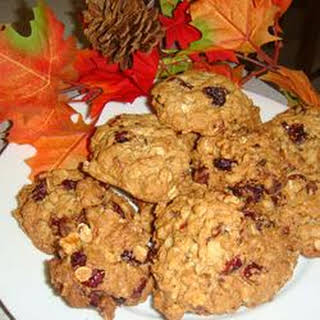 Autumn Harvest Cookies.