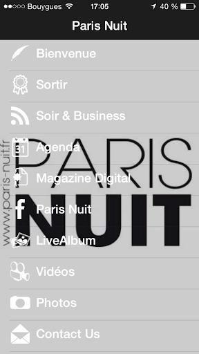Groupe Paris-Nuit