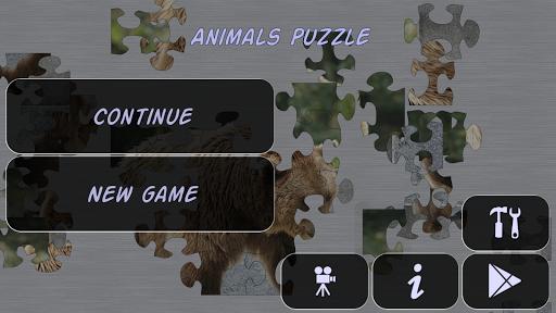 GR8パズル:動物無料
