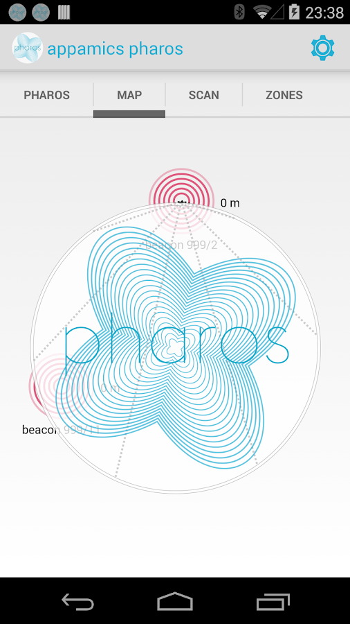 appamics pharos- screenshot