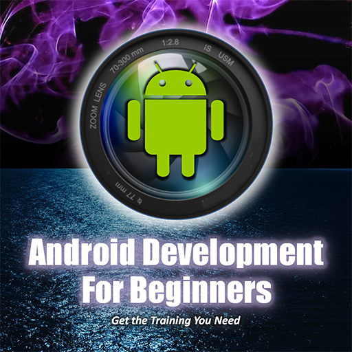Training Android Development 媒體與影片 App LOGO-APP試玩