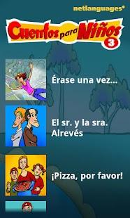 Cuentos para Niños 3- screenshot thumbnail
