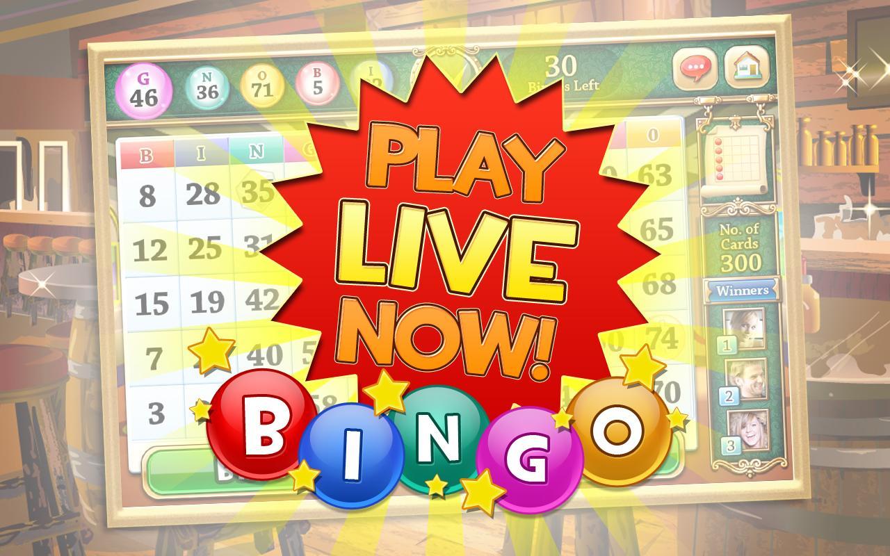 Bingo Bango - Free Bingo Game - screenshot