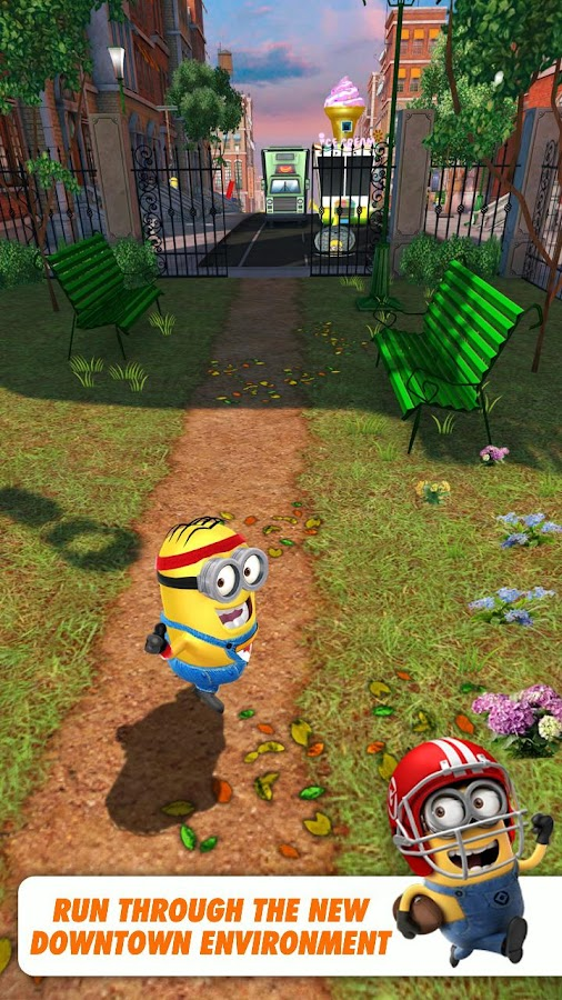 Despicable Me - screenshot