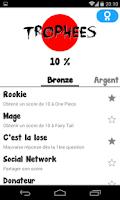 Screenshot of Manga Quiz