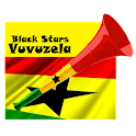 BlackStars Vuvuzela icon