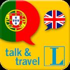 Portuguese talk&travel icon