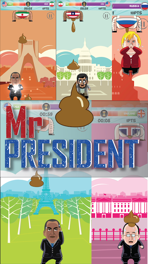 Mr President FREE - screenshot