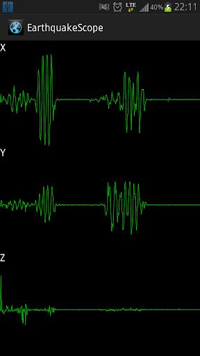 EarthquakeScope
