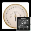Barometer Widget for Sony SW2 icon