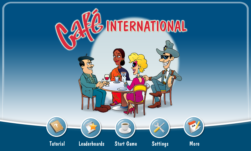 Café International- screenshot