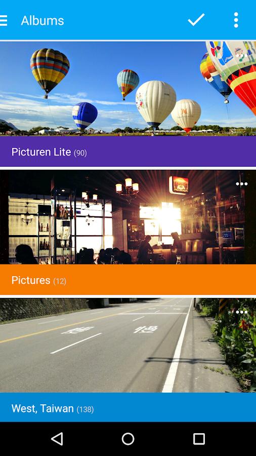 Picturen Lite - screenshot