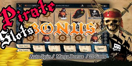 Pirate of Treasure Slots