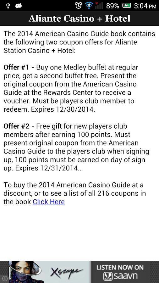 American Casino Guide - screenshot
