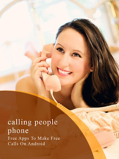 Calling People Phone Guide