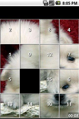 Dog and Puppy Puzzles - screenshot