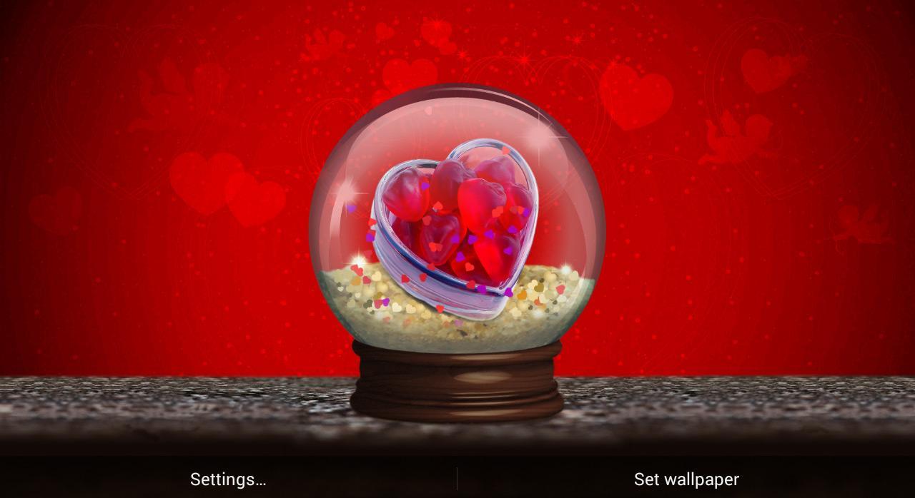 Love Globe Live Wallpaper Google Play Store Revenue Download