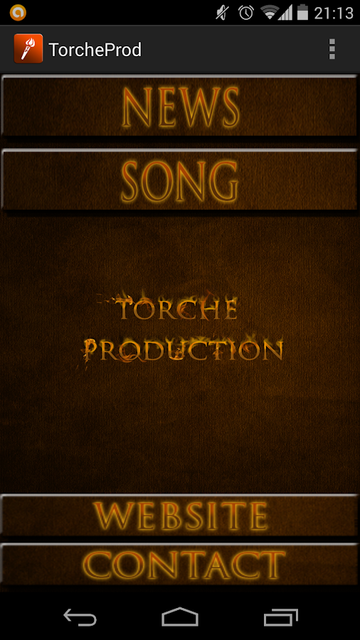 torche production android apps on play