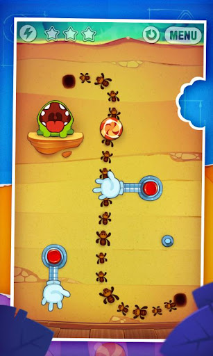 Cut the rope: experiments adds new bath time levels | obama pacman.