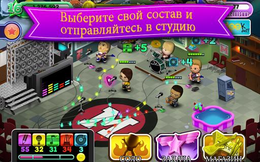Игра Band Stars для планшетов на Android