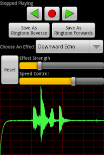 Voice Changer Pro (Vox Box)- screenshot thumbnail