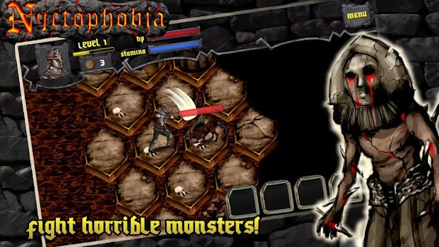 Nyctophobia: Monster Fight RPG