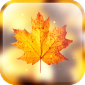 Autumn Pond Live Wallpaper icon
