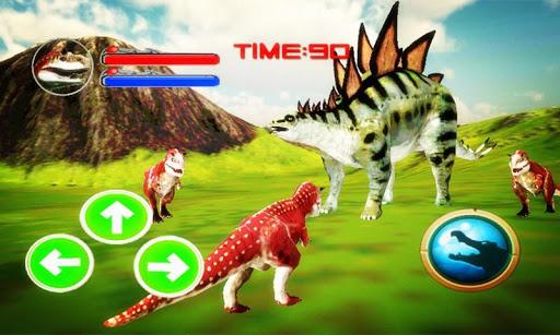 恐龍3D模擬器