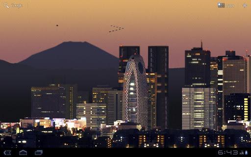 無料个人化Appのスカイラインの街:東京|記事Game