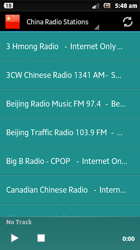Beijing Radio Stations