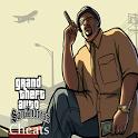 GTA San Andreas Android Cheats icon