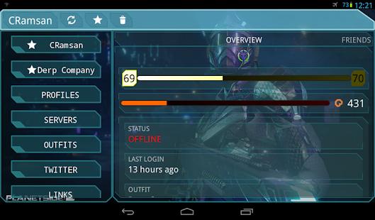 Auraxis Control Center - screenshot thumbnail
