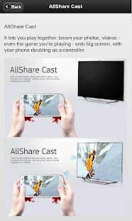 How to use Samsung Galaxy SIII - screenshot thumbnail