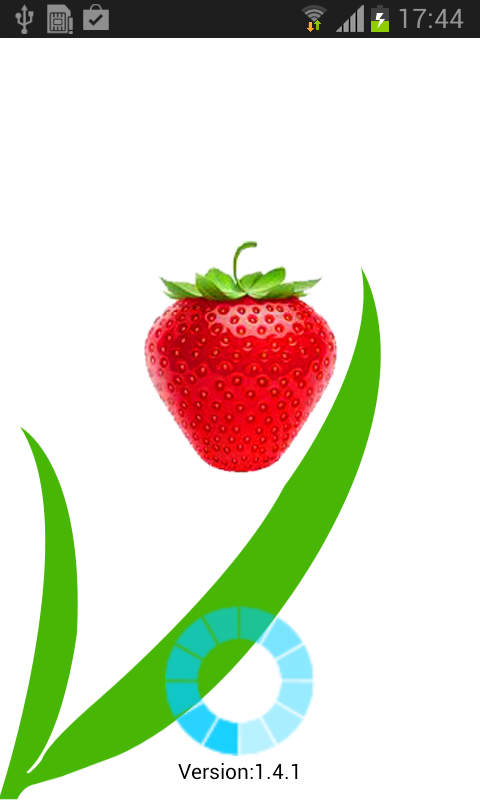 Strawberry - screenshot