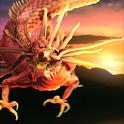 Sky Dragon Sunrise logo