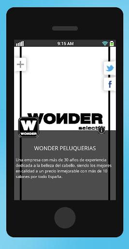 WONDER PELUQUERIAS