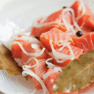Pickled Lox