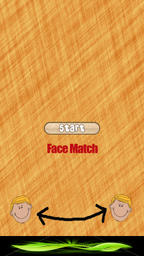 Face Match Game
