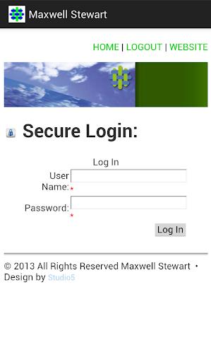Maxwell Stewart