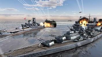 Screenshot of World Warships Combat