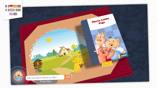 The 3 Little Pigs - Storybook- screenshot thumbnail