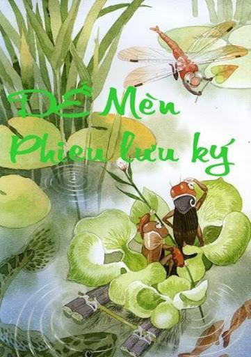 De Men Phieu Luu Ky - To Hoai