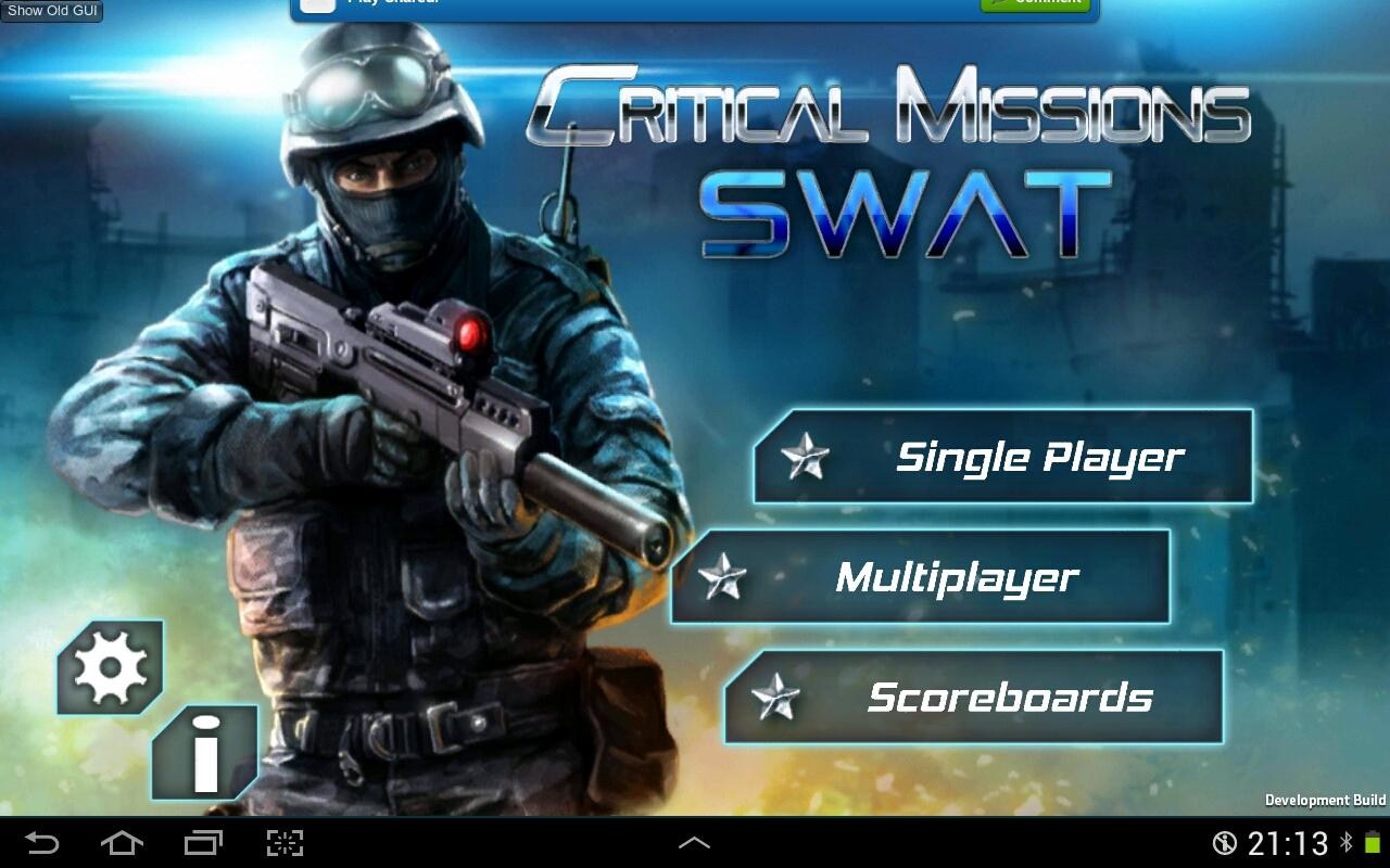 Critical Missions: SWAT- screenshot