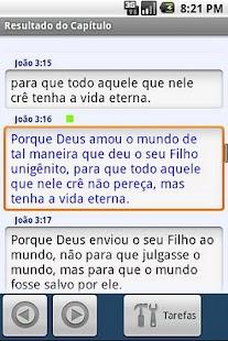 Biblia para Mobiles(Portugues) - screenshot thumbnail