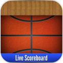 Basketball Scores & News Wallp icon