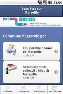 SISPEA Eau et Assainissement- screenshot thumbnail